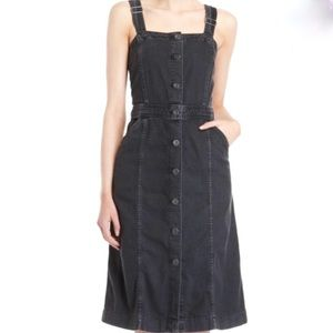 NWT Levi's Cherie Overall Style Dress